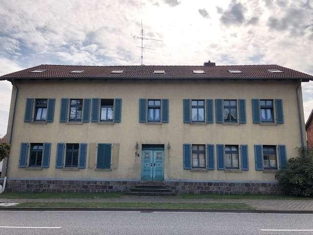 Ansicht Vorderhaus