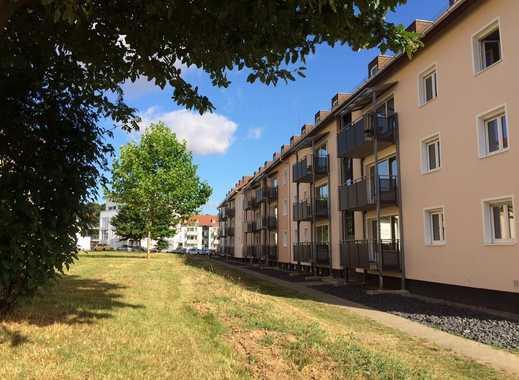 Attraktive Wohnung mit Süd-West-Balkon in Butzbach!