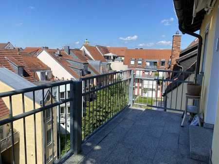 Coole Loft - Stadtwohnung mit Einbauküche, gleich hinter´m Rathaus in Innenstadt West (Schweinfurt)