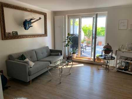 Moderne 3½-Zimmer-Wohnung mit XXL -Hochterrasse und Garten in Regensburg Nähe Sallener Berg in Sallern-Gallingkofen (Regensburg)
