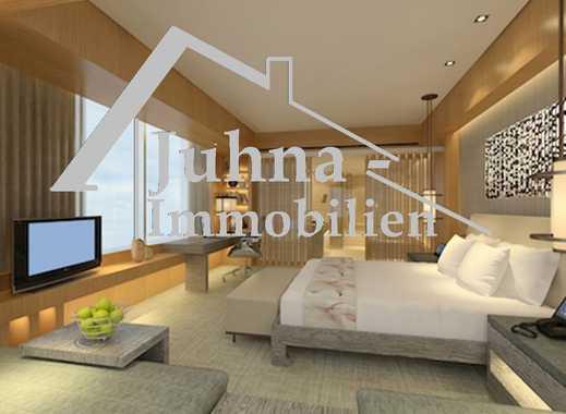 Erstbezug! Erdgeschoss-Etagenwohnung! 4 Zimmer, 2 Bäder und Balkon!