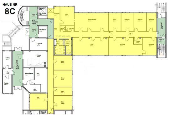 Grundriss 600 m²