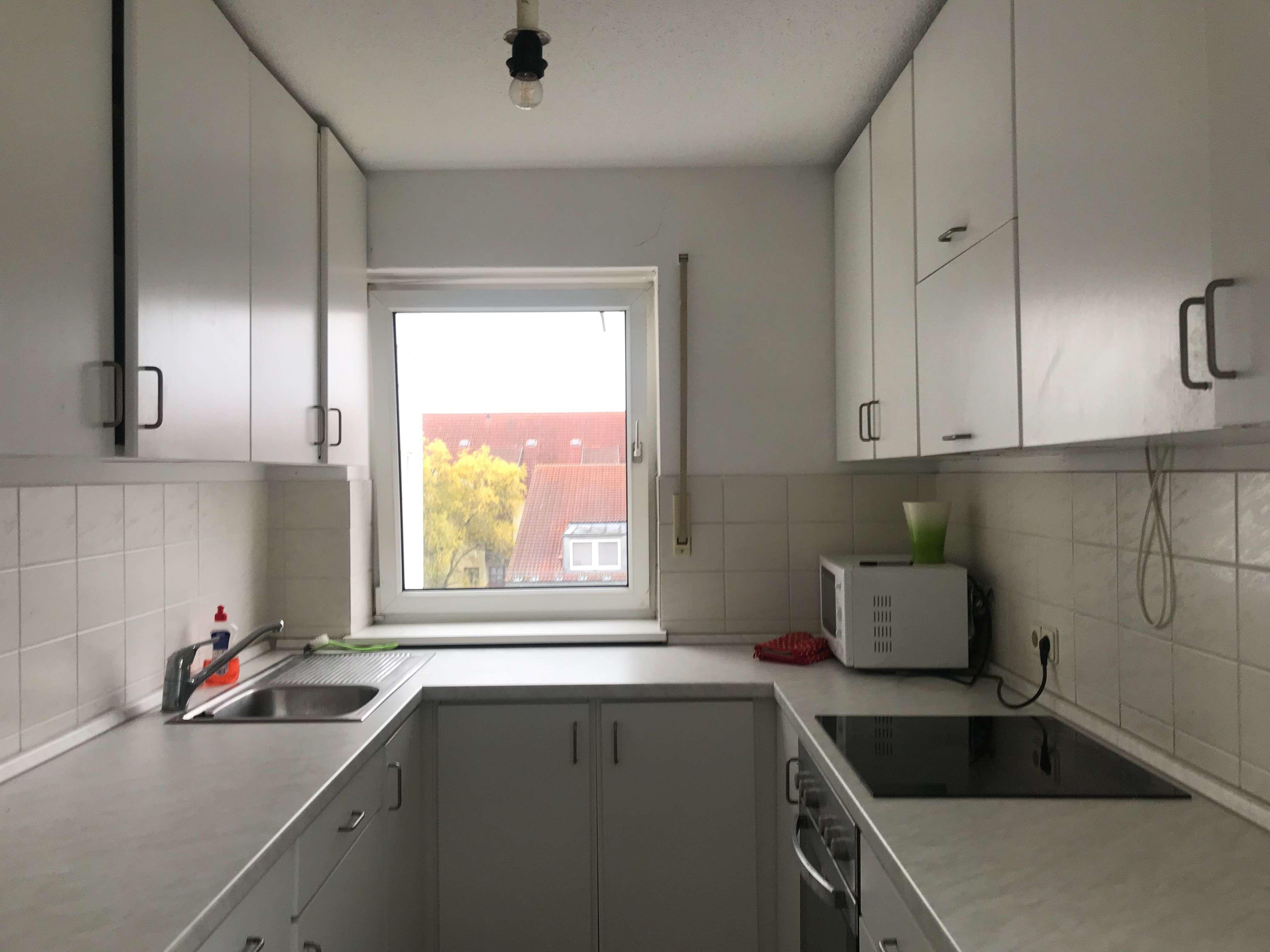 Ruhige Lage, helle 2 Zimmer Wohnung * Ziegetsdorf * in Kumpfmühl-Ziegetsdorf-Neuprüll (Regensburg)