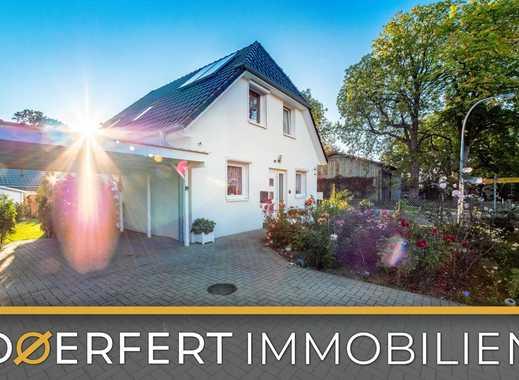 Bad Bramstedt - Hagen   Neuwertiges Einfamilienhaus auf schönem Grundstück