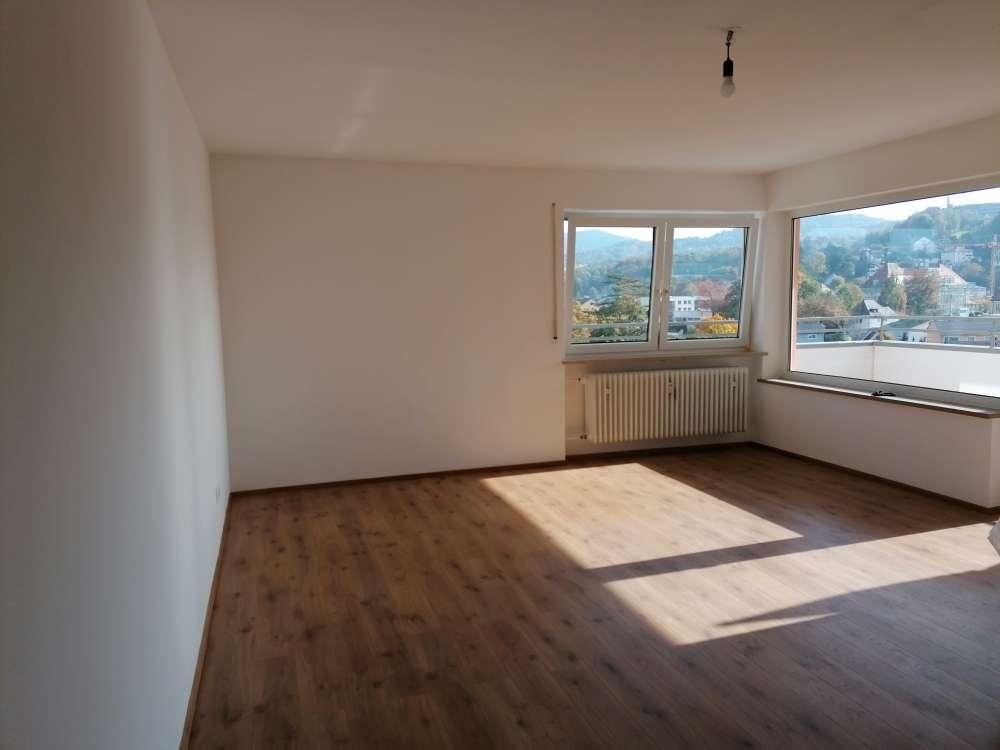 Wohnung mit Ausblick! in