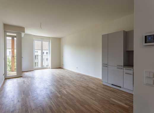 Traumhafte 4-Raumwohnung | Bodenheizung | Einbauküche | 2 Bäder | Balkon