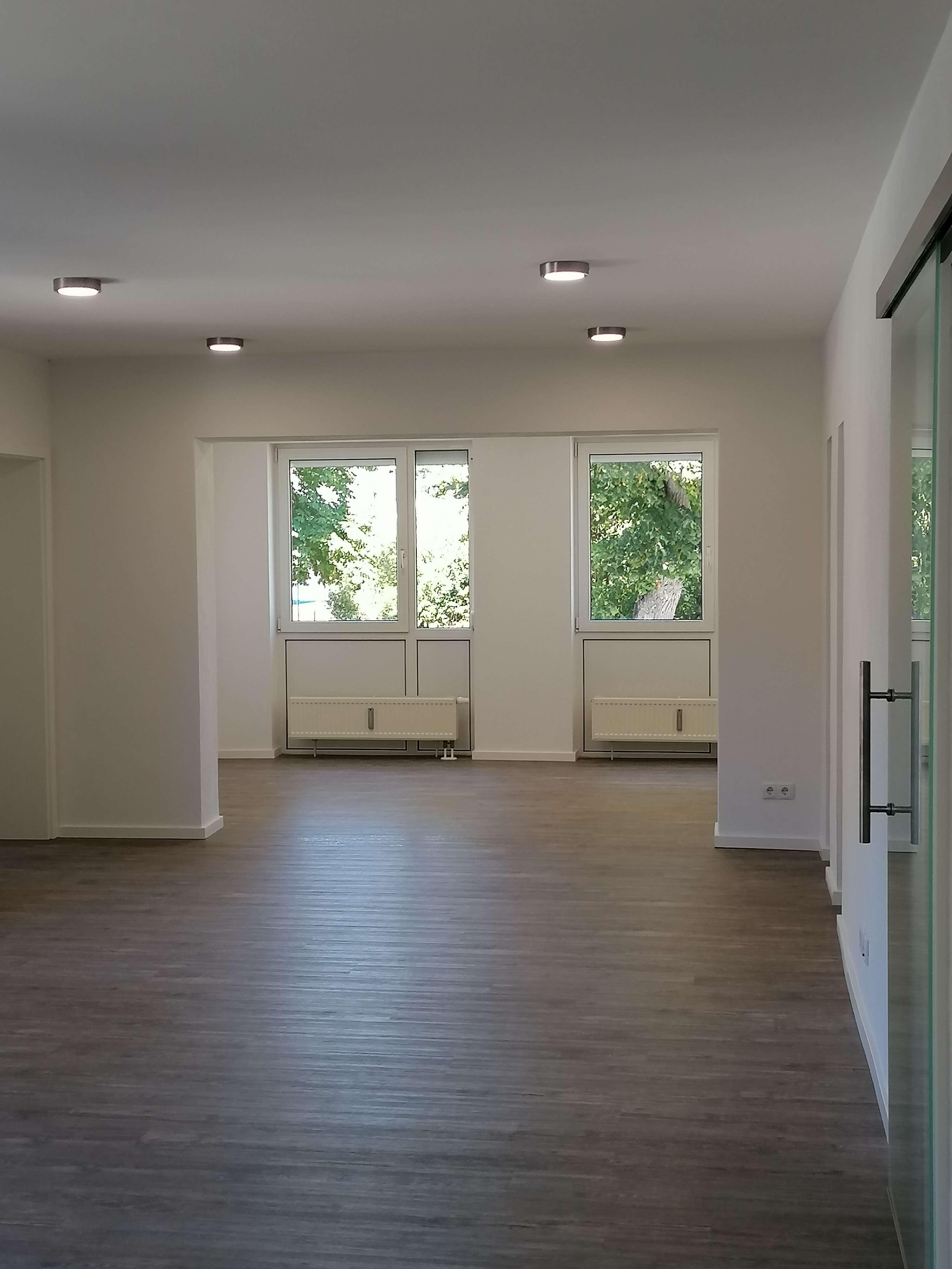 Erstbezug - Attraktive 2 Zimmer Erdgeschoss Wohnung zu vermieten in