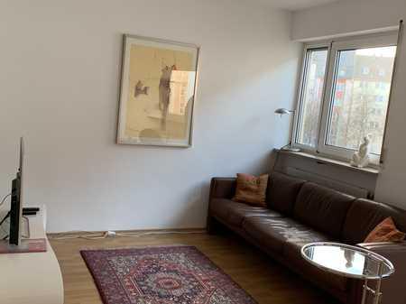 Vollmöblierte 2-Zimmerwohnung in München - Neuhausen in Neuhausen (München)