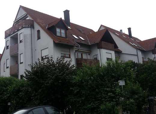 Schöne 3-Zimmer Wohnung mit Balkon und Garage Ingelheim am Rhein