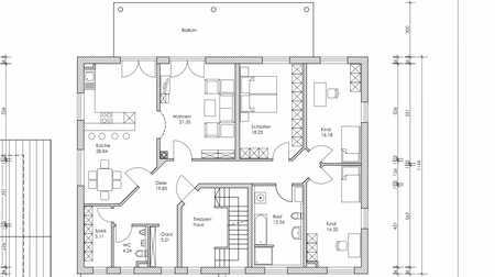 Erstbezug mit Balkon: 4-Zimmer-Wohnung in Großkarolinenfeld in Großkarolinenfeld