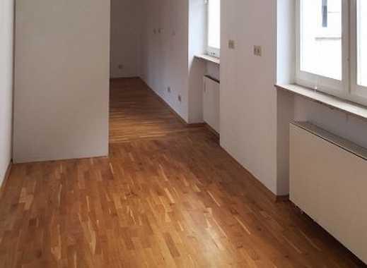 Ruhige Wohnung in einer Kleinen gepflegten Wohneinheit mit Einbauküche - in Saarbrücken, St. Johann