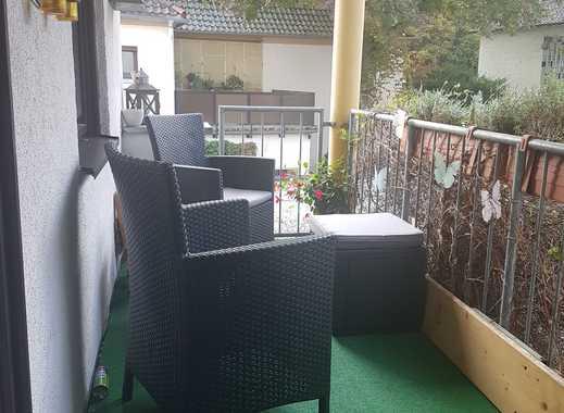 Schöne 3 ZKB-Wohnung mit Balkon und TG-Stellplatz in MZ-Laubenheim