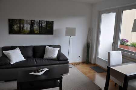 Voll ausgestattete 1,5 Zimmer-Wohnung mit Sauna/Schwimmbad in Perlach (München)