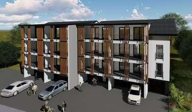 Traumhafte Dachgeschosswohnung mit zwei Zimmern *Erstbezug/Neubau* -angefragt-