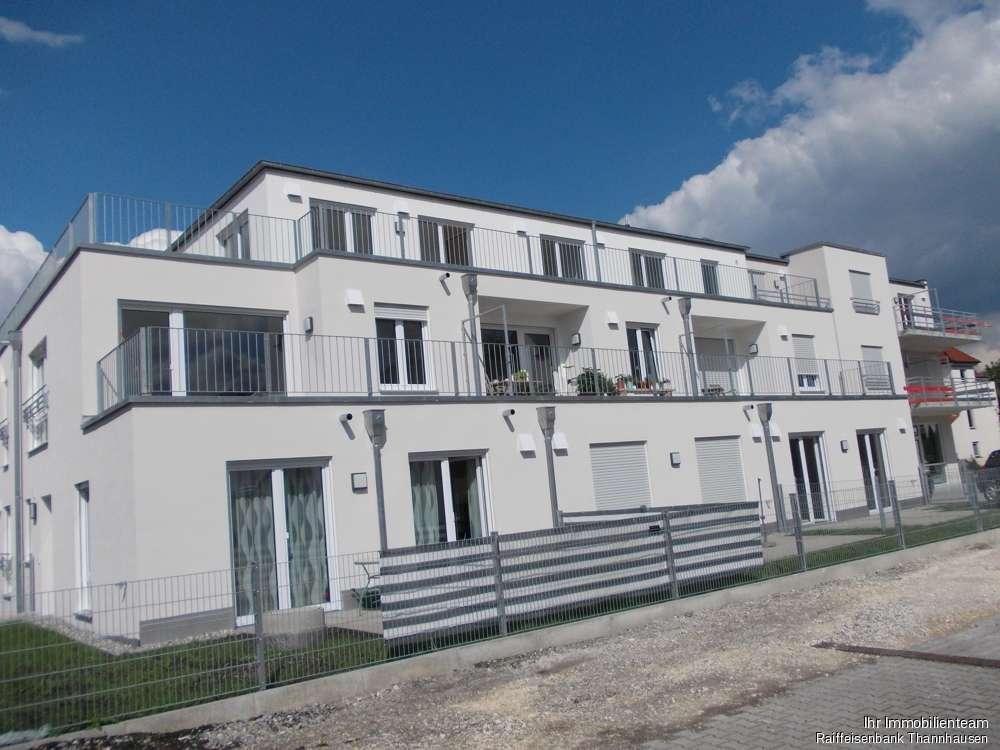 sonnige 2-Zimmer Wohnung im Zentrum von Günzburg in