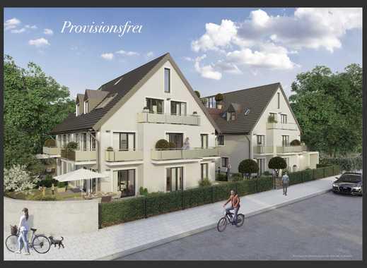 Wunderschöne Neubau-Luxus-Etagenwohnung mit drei Balkonen