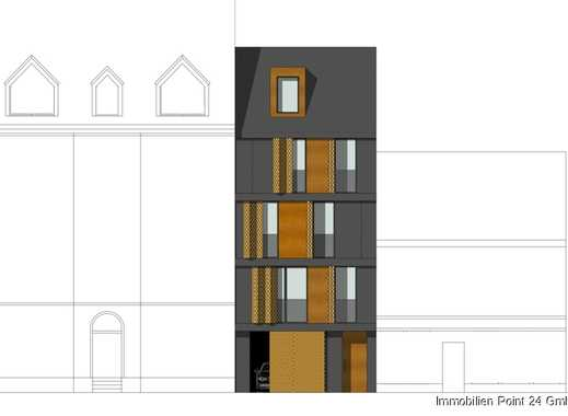 Baulücke in der Altstadt - Grundstück für modernes Stadthaus