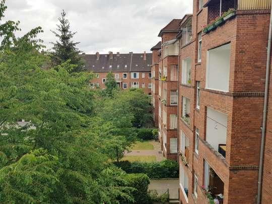 Helle 4-Zimmer Wohnung mit Balkon in Vahrenwald, Philipsbornstr. 60
