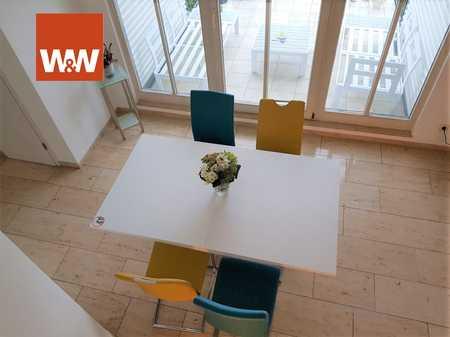 Ingolstadt-West Traumhaft helle Maisonettewohnung mit 2 Balkonen und TG in Mitte (Ingolstadt)