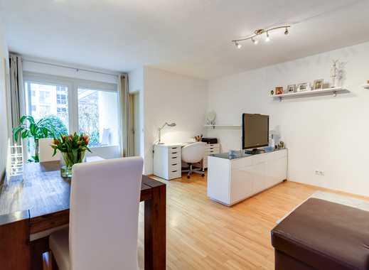 Gepflegte 2-Zimmer-EG-Wohnung mit Garten Schwanthalerhöhe München