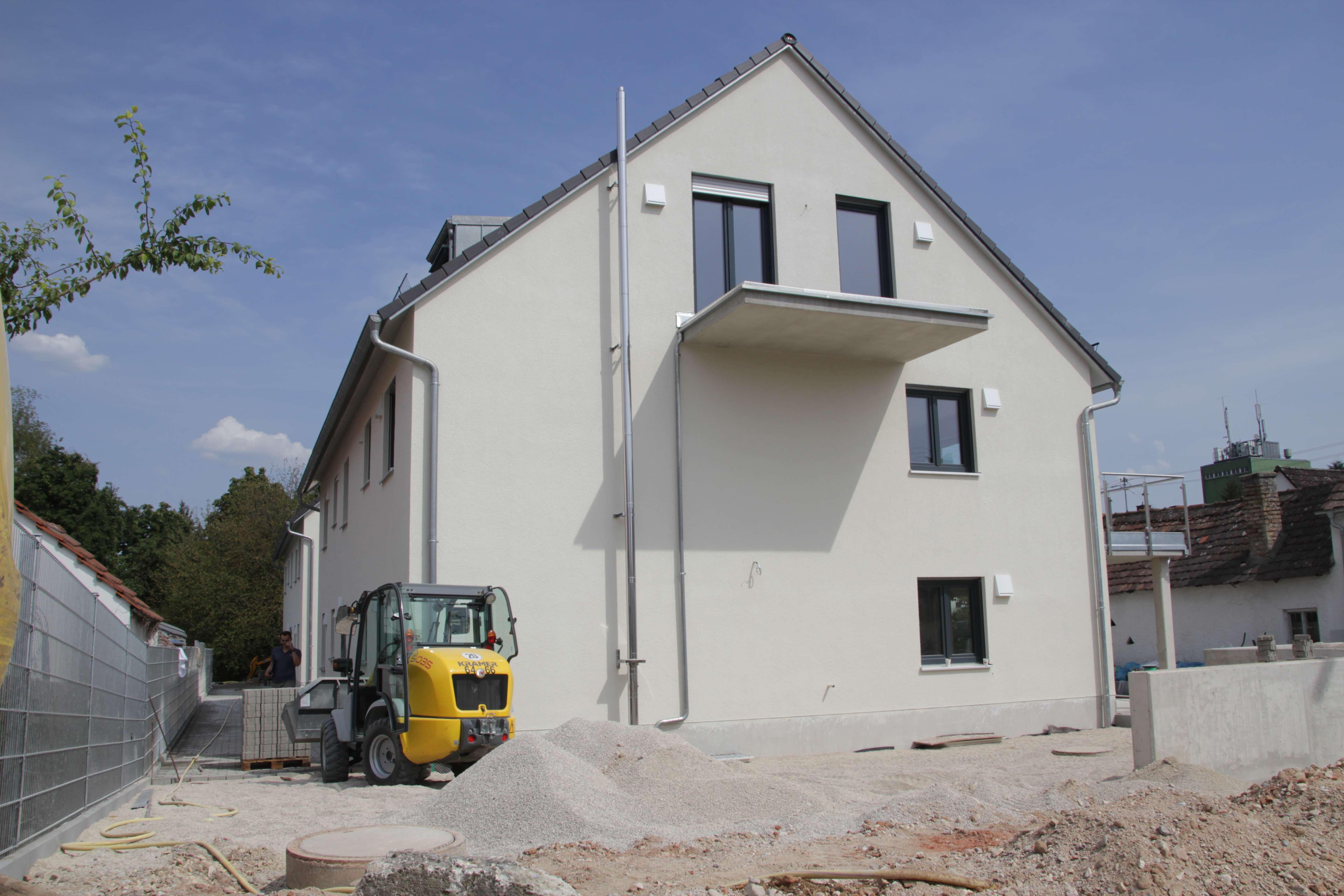 ** Erstbezug moderner KFW55 3-Zimmer Wohnung in Manching
