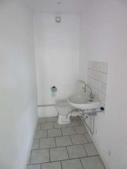 WC Nebengebäude