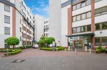 Arbeitsplatz im Coworking Space Frankfurt