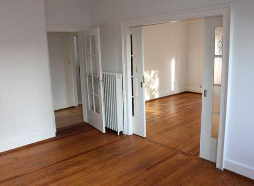 Stilvolle 4-Zimmer-EG-Wohnung mit Balkon und Einbauküche in Offenburg Oststadt
