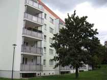 Bild schöne Aussichten - 3 Zimmerwohnung mit Balkon - Moritzwiesen 17