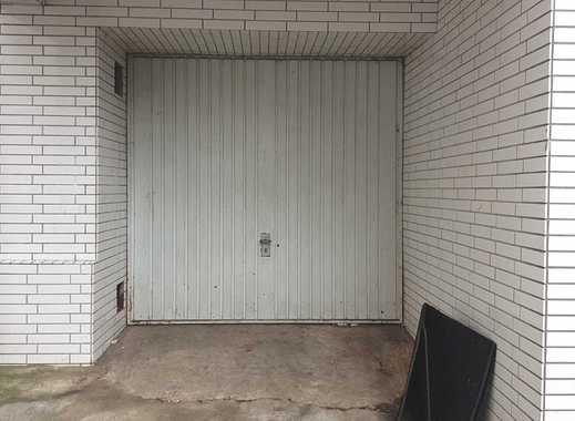 Garage in zentraler Lage ideal für Motorrad