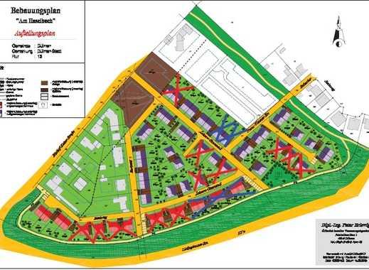 Erbbaugrundstücke Baugebiet Haselbach in Dülmen
