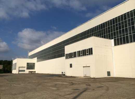 5.000m² Halle geeignet für Produktion und Lagerung