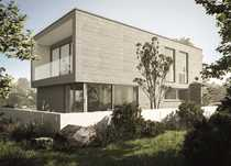 Architekten Bauhaus mit Pool und