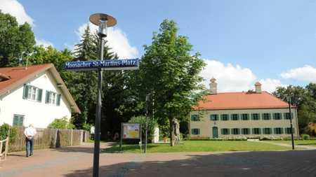 Attraktive 1-Zimmer-Wohnung mit Einbauküche und Balkon in 80992 Moosach, München in Moosach