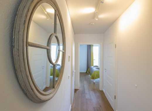 Helles, modernes Apartment vollmöbliert in Düsseldorf-Pempelfort/Mitte
