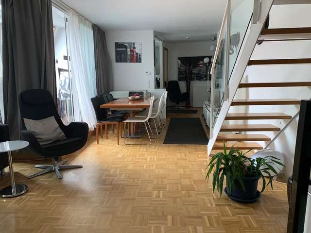 4-Zimmer DG-Maisonette in Bestlage Haidhausen in Haidhausen (München)