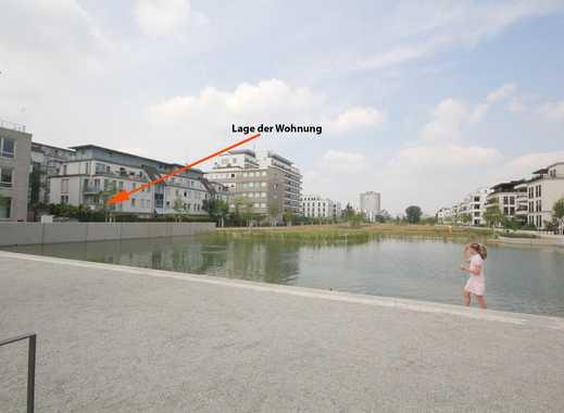 Belsenpark: 2-Zimmer Wohnung mit Top Ausstattung und Blick auf den Belsenpark