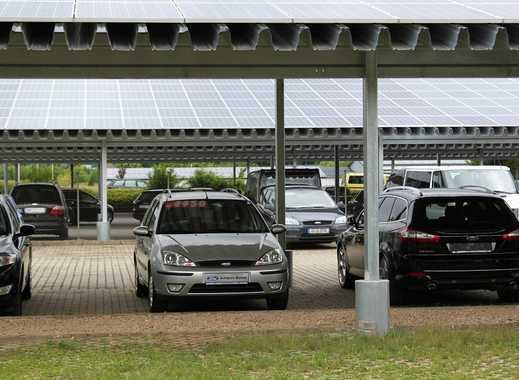 Öko-Strom nutzen und tanken auf Ihrem überdachten Parkplatz im Energiepark Bliestal