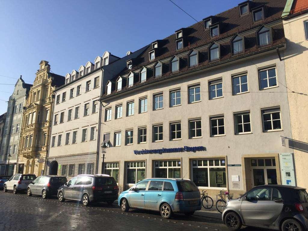3 ZKB Penthouse - Büro oder Atelier in Top Innenstadtlage - Ulrichsplatz in