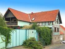 Ein ländliches Wohlfühl-Haus mit Garten