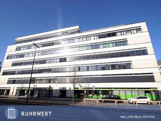 Aussenansicht von Neu! Modern! Zentral! Eindrucksvolle Einzelhandels- und Büroflächen im neuen PARK VIEW Essen!