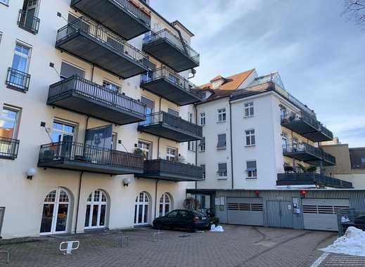 Garagenplatz inmitten Altstadtzentrum RV Roßbachstraße 17 - Markt- u. Herrenstraße nur wenige Meter