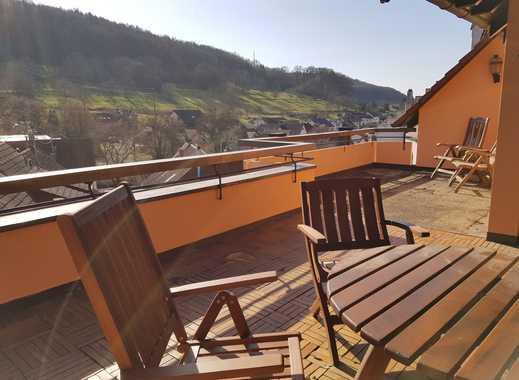Großzügige Maisonette-Dachgeschoßwohnung in perfekter Wohnlage in Inzlingen