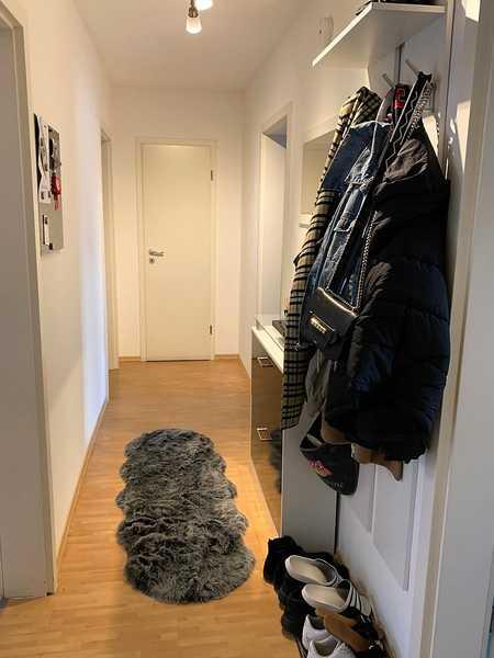 Gepflegte 3-Zimmer-Wohnung mit Dachterrasse und EBK in Straubing in Kernstadt (Straubing)