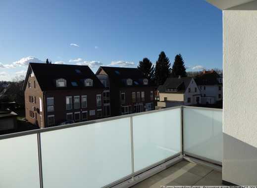 Zentrale Neubau-Mietwohnung mit West-Balkon in Schildesche!