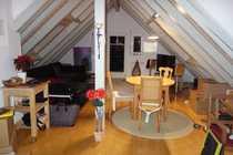 2-Zimmer-DG-Wohnung ca 60m² mit Terrasse