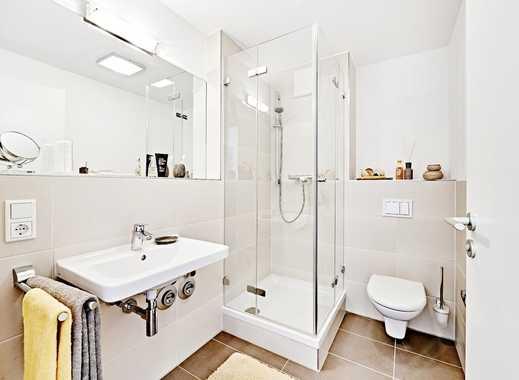 möblierte kleine 1-Zi-Wohnung mit Balkon - Nähe Wöhrder See