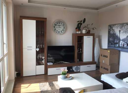 Günstige 2,5 Zimmer Dachgeschosswohnung Mit Balkon Und Einbauküche In  Cottbus