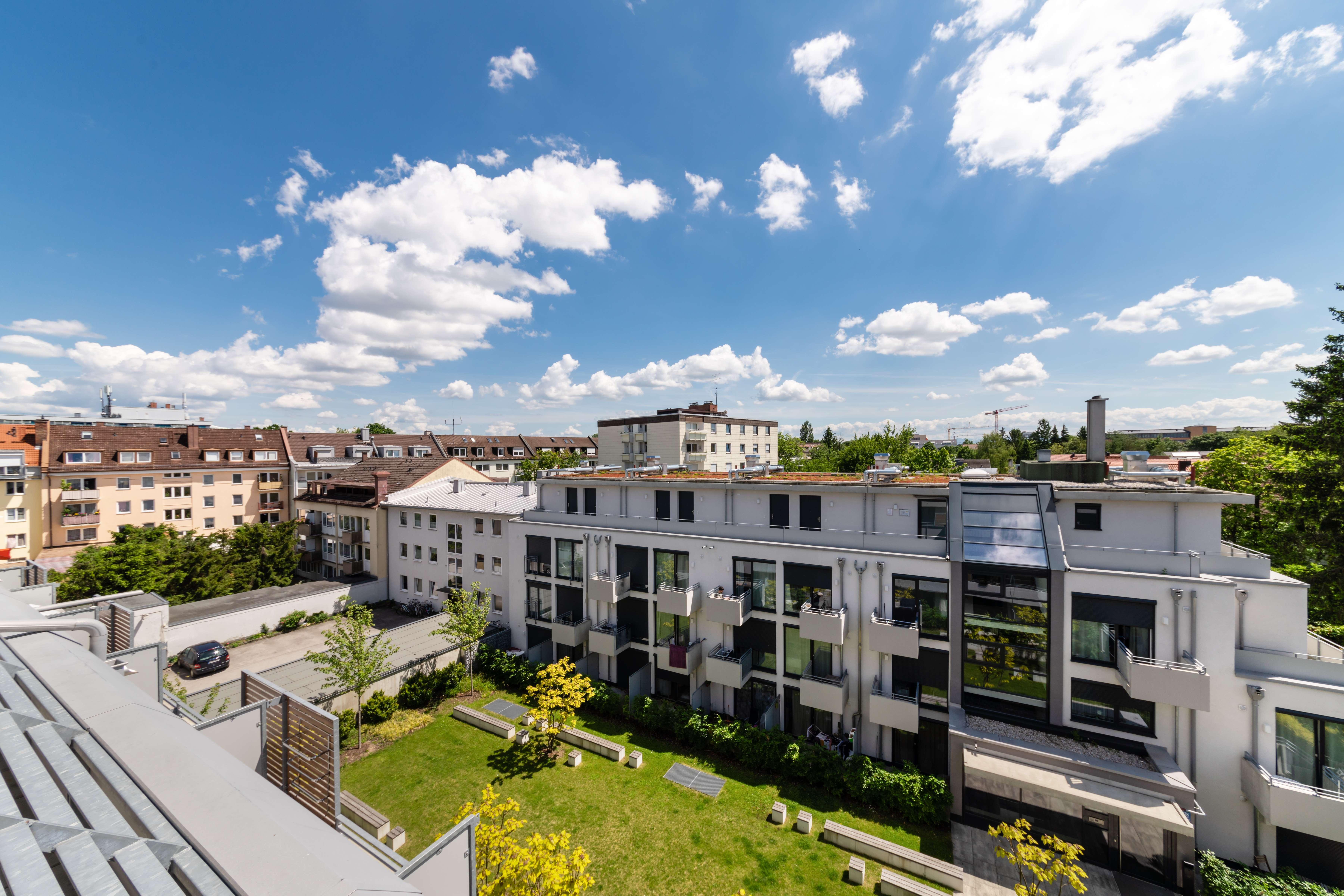 Studentenapartment in München aufgepasst! TOP Lage, mit Balkon, only students in Ramersdorf (München)
