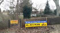 Baugrundstück in Morl - am Rande